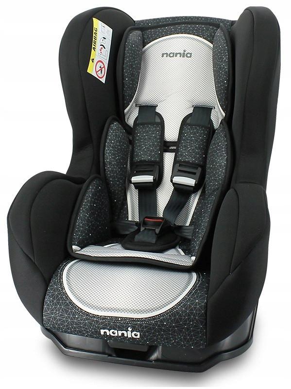 Автокресло Nania Cosmo SP Skyline Black (0-25 кг)