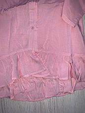 Рубашки-туника для девочек, Glo-Story, в наличии 110 рост., фото 3