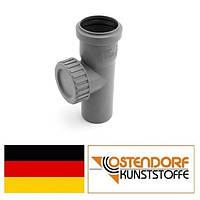 Ревизия PP 50 мм внутренней канализации Ostendorf HT Германия