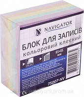 Бумага для записей  цветная 75007-NV Navigator