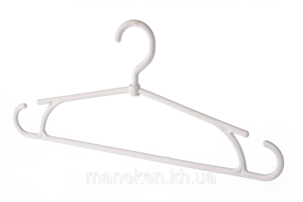"""Вешалка для одежды TREMVERY """"Зима"""" белая P2white"""