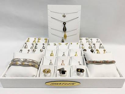 Новая коллекция изделий из серебра/Нова колекція виробів зі срібла