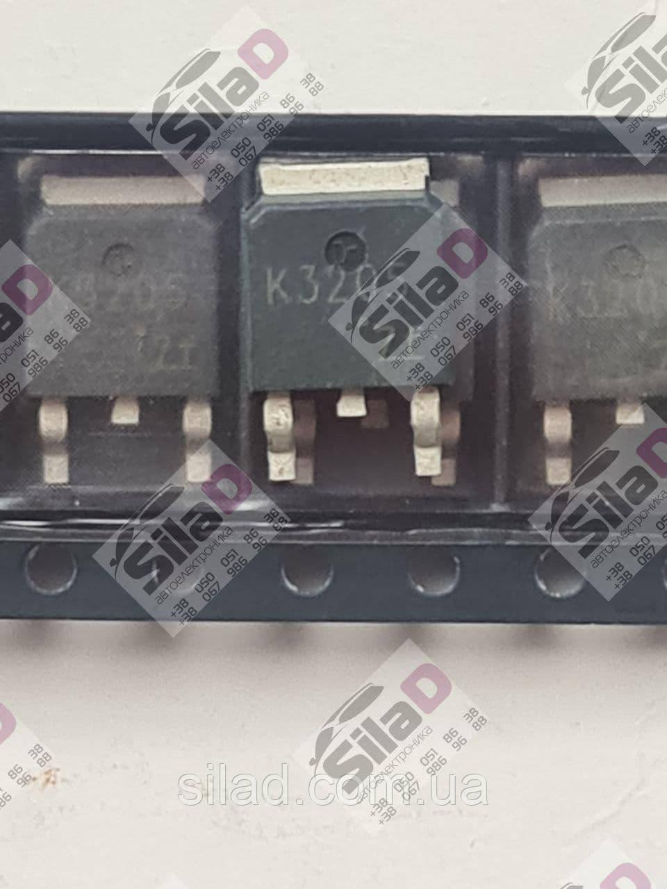 Транзистор 2SK3205 K3205 Toshiba корпус TO-252