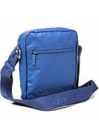 Мужская сумка через плечо, мессенджер, планшетка, барсетка, Calvin Klein синяя