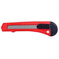 Нож прорезной с отломным лезвием 18 мм Intertool HT—0500