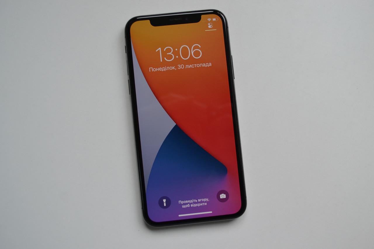 Apple Iphone X 64Gb Space Gray Neverlock Оригинал!
