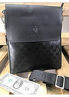 Мужская сумка через плечо, мессенджер, планшетка, гуччи, Gucci