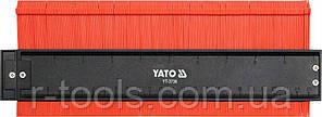 Шаблон профилей 260 мм YATO YT-3736