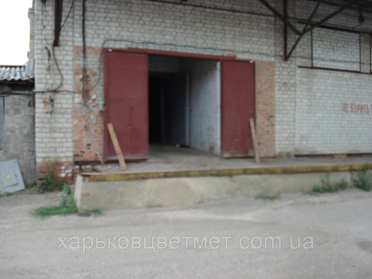 Сдам склад холодильник с рампой 213 м.кв г.Харьков