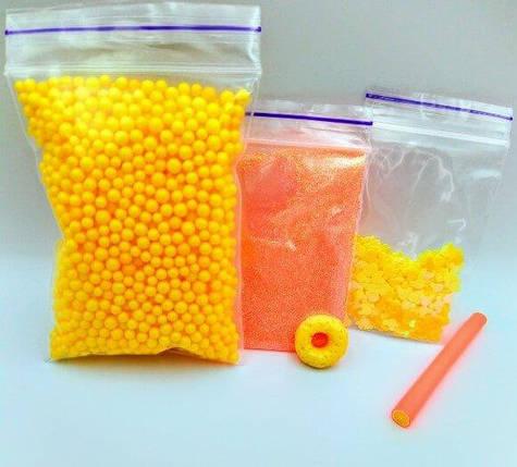 Набор для слаймов «Оранжевый», фото 2