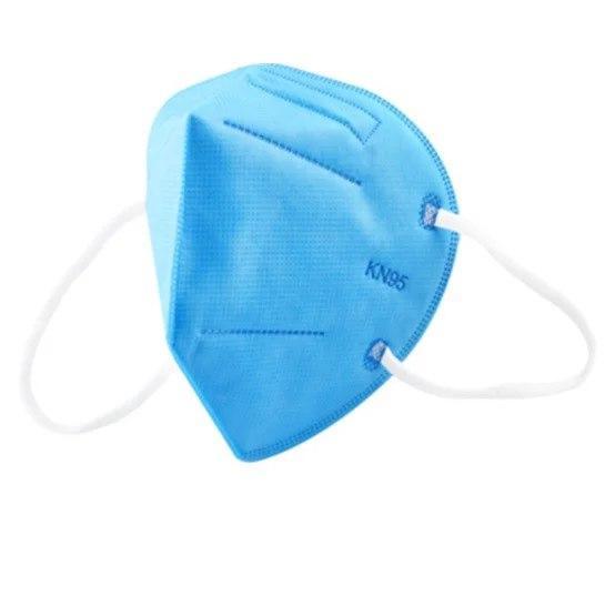 Респиратор ffp2/KN95, цвет голубой