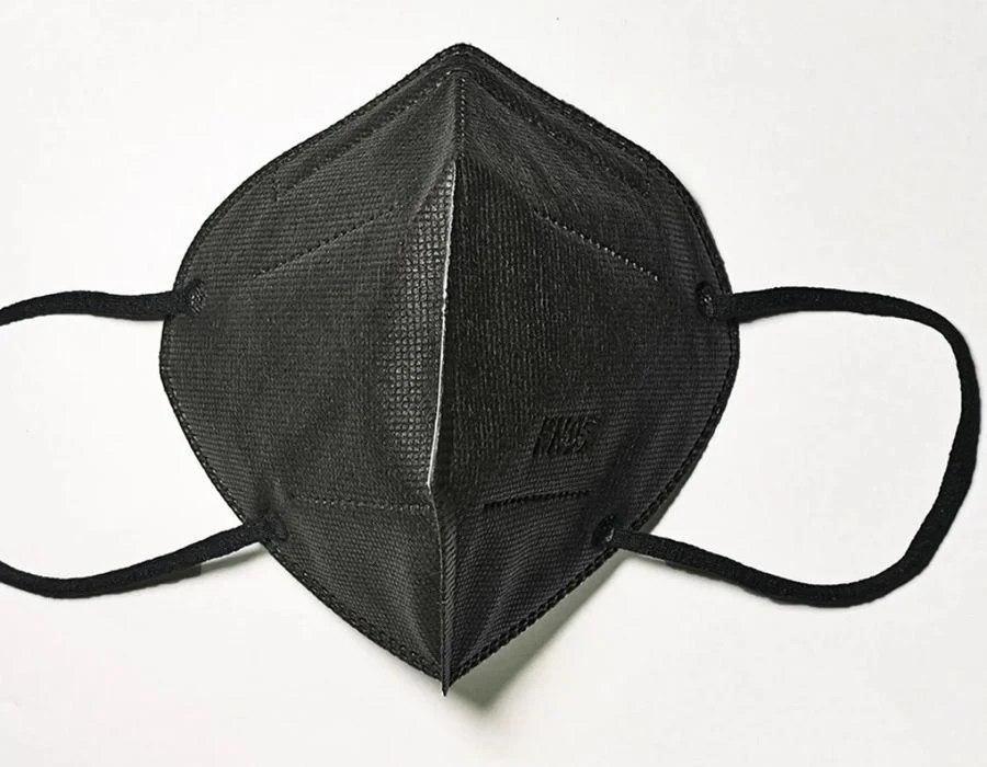 Респиратор ffp2/KN95, колір чорний