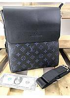 Мужская сумка через плечо, мессенджер, планшетка, барсетка, Louis Vuitton