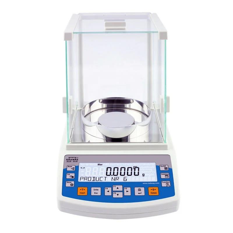 Весы аналитические лабораторные Radwag AS 60/220.R2 (1 класс точности)