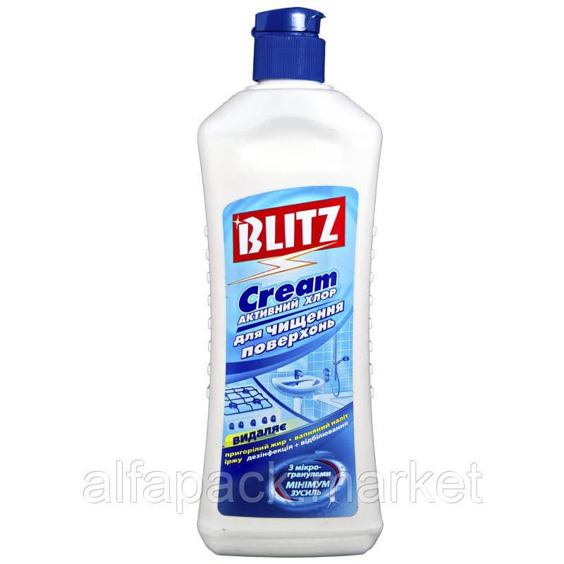 """Крем для поверхностей """"Blitz cream"""""""