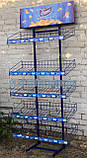 Сітчастий стелаж універсальний 60 см, фото 3