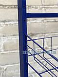 Сітчастий стелаж універсальний 60 см, фото 4