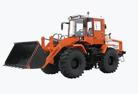 Трактор-навантажувач ХТА-200-06