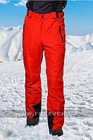 Горнолыжные брюки мужские Freever GF 6758 оранжевые