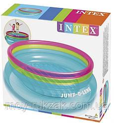 """Батут-игровой центр Intex """"Original jump-o-lene"""", 48267, 208*73 см"""