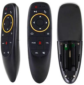 Аэромышь з гіроскопом і функцією управління голосом Air Mouse G20, фото 2