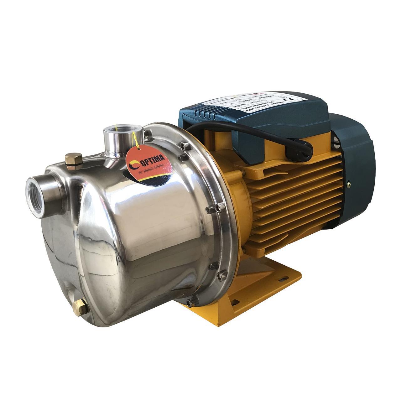 Насос відцентровий Optima JET150S PRIME 1,3 кВт