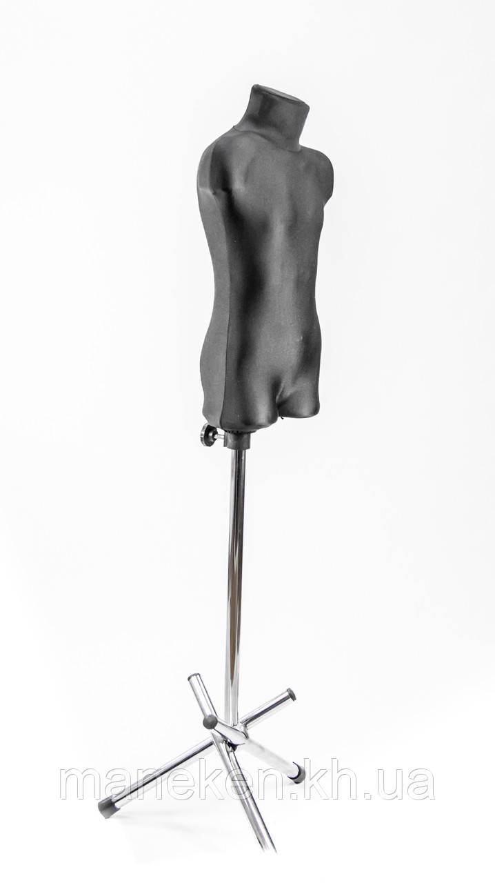 Детский в ткани (черный) для треноги