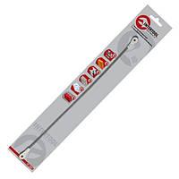 Полотно ножовочное с вольфрамовым напылением 300 мм Intertool HT—3001