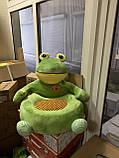 Мягкое детское кресло Лягушка,Обезьянка, фото 4