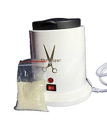 Стерилизатор кварцевый для инструментов шариковый,,гасперленовый металлический корпус