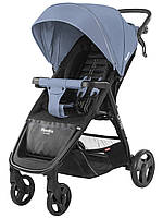 Коляска прогулочная Carrello Maestro CRL-1414 Soft Blue с дождевиком