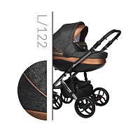 Детская универсальная коляска 2 в 1 Baby Merc Faster Style 3 Limited Edition 122