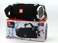 Портативная беспроводная блютуз колонка JBL Extreme 2+ BIG, большая, мощная с радио, флешкой, AUX, черная