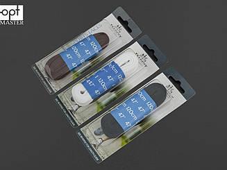 Шнурки плоские 120 см, DASCO Flat Medium Laces А7212