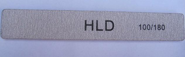 Пилка мінеральна H L D(100*180) прямокутна широка сіра