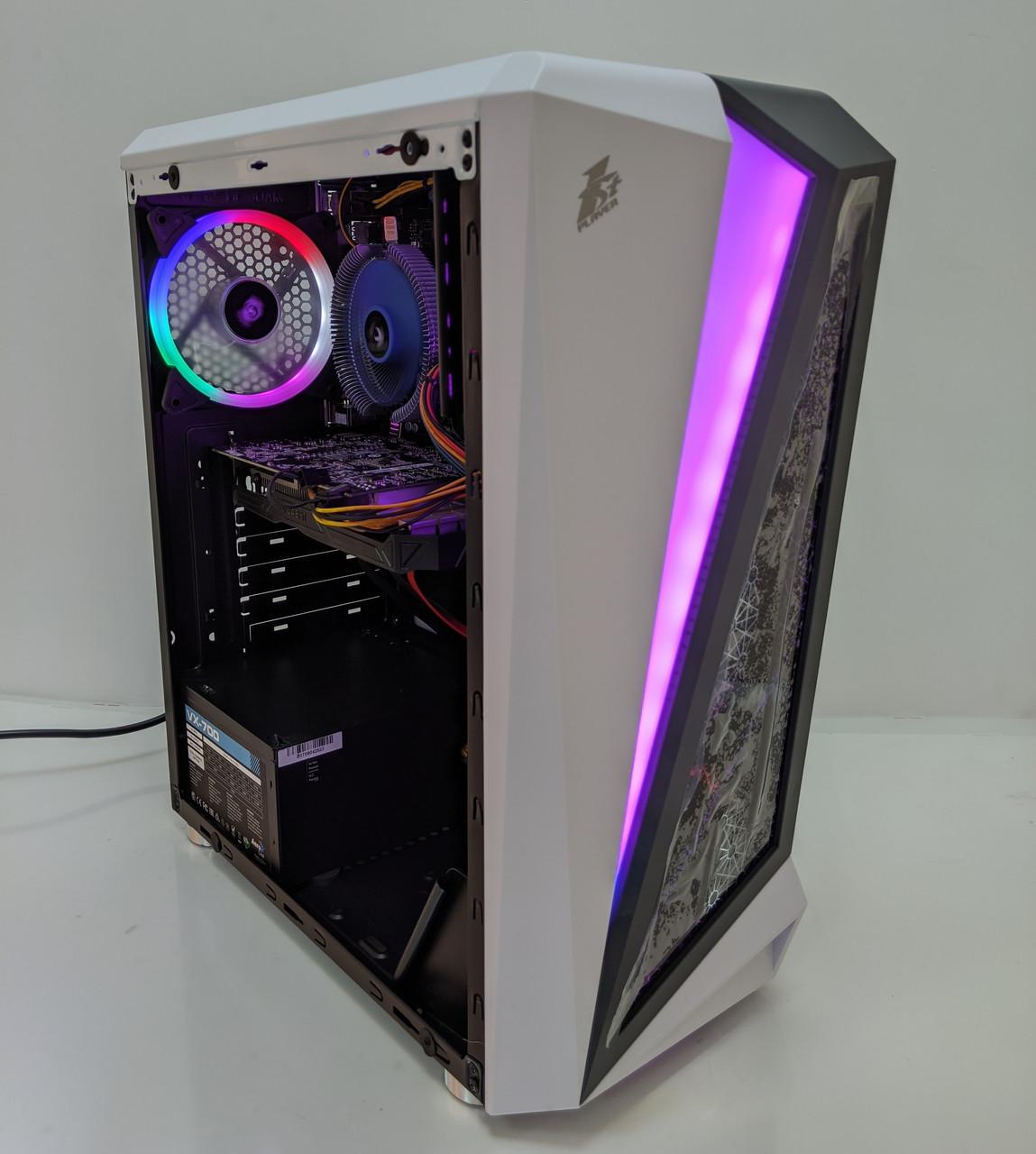 Игровой компьютер i3-9100F \ 8 Gb \ 500Gb \ GTX 1060 - 3Gb