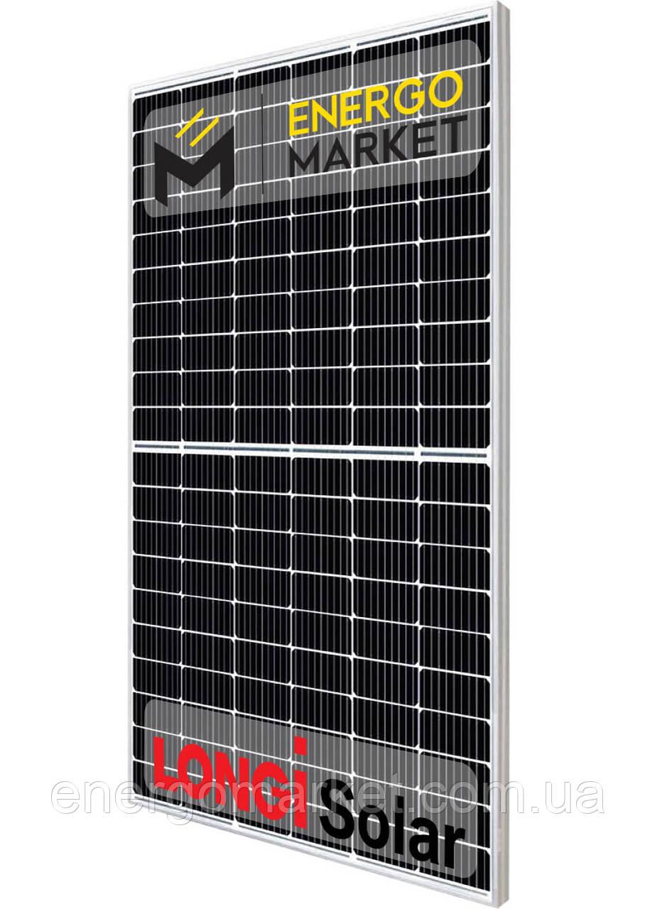Монокристаллическая солнечная батарея Longi Solar LR4-72HPH 435W (435 Вт, Mono PERC)