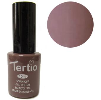 TERTIO гель - лак № 114(блідий сіро-бежевий)10 мл