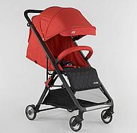 Детская прогулочная коляска Kamelia 80747 красная