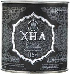 Хна Viva для биотату темный-графит (с кокосовым маслом), 15 гр