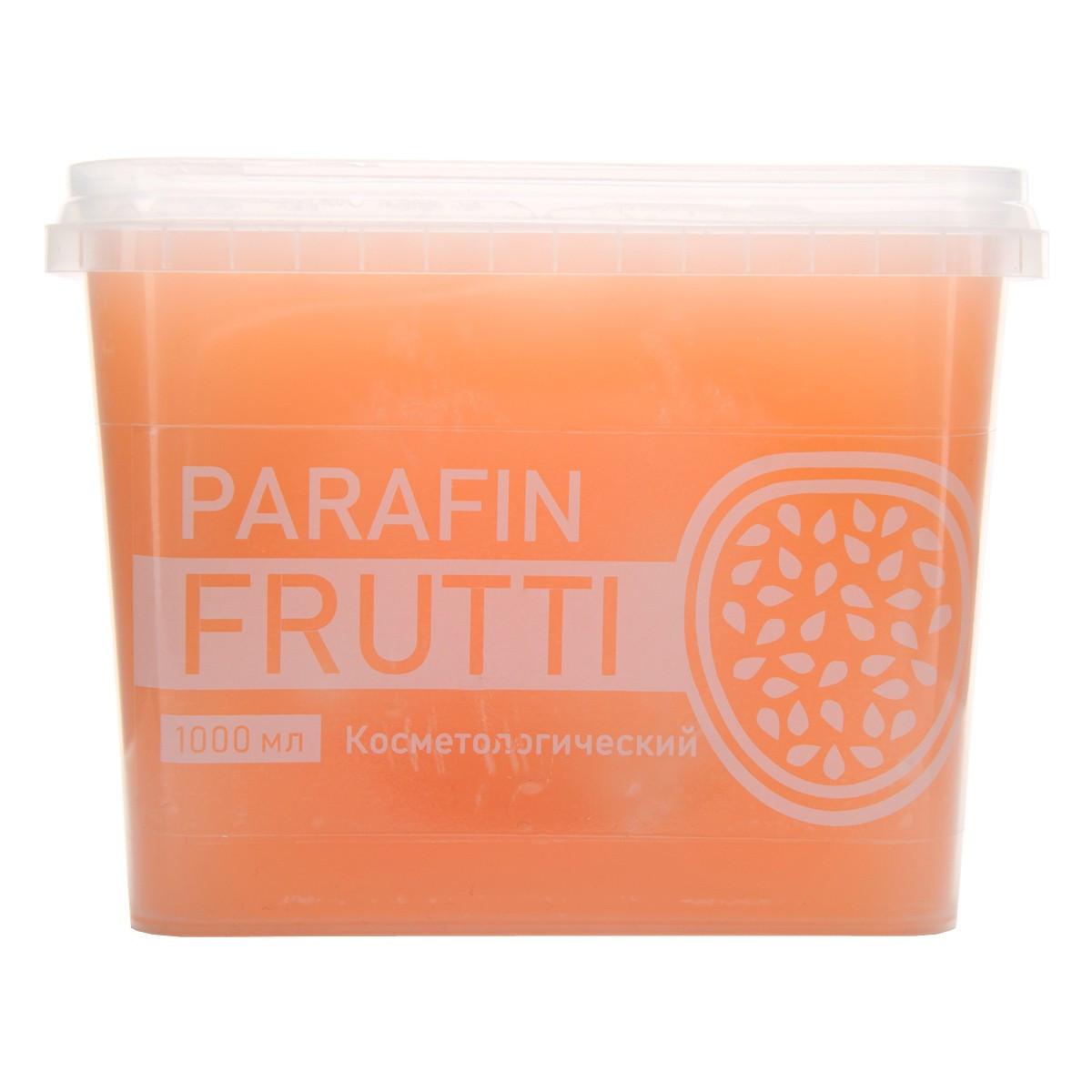 Парафін - фрутті . Косметичний парафін. Біо парафін, 1000 мл