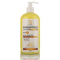 Крем для для рук и тела 500 мл. Paraffino терапия. Шаг 3. Ванильное наслаждение или вишневый аромат.