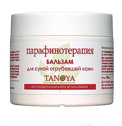 Бальзам для очень сухой и огрубевшей кожи, отлично заживляет трещины TANOYA 300 мл