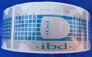 Формы для наращивания ногтей IBD 500шт
