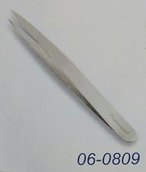 Пинцет для бровей с ровными краями Niegelon
