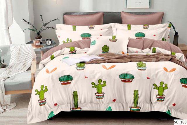 Семейные постельные комплекты