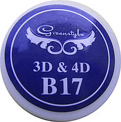 3D-гель для лепки 7 гр Сиреневый