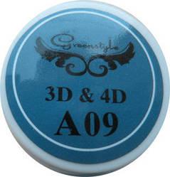 3D-гель для лепки 7 гр Нежно голубой