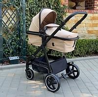 Детская универсальная коляска-трансформер Alliance 2 в 1 ME 1069 Denim Beige