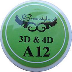 3D-гель для лепки 7 гр Салатовый